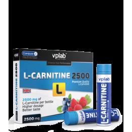 L-Carnitine VPLab 2500 (7 шт по 25 мл)