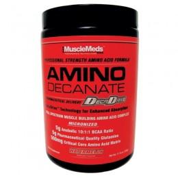 Аминокислоты MuscleMeds Amino Decanate (360 г)