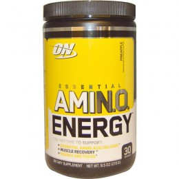 Аминокислота Optimum Nutrition Essential Amino Energy Ананас 270 г