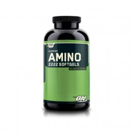 Optimum Nutrition micronized amino Amino 2222 300 таблеток