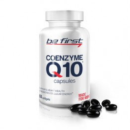 Коэнзим Be First Coenzyme Q10 (60 капсул)