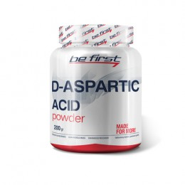 D-аспарагиновая кислота Be First D-aspartic acid Powder (200 г)