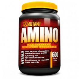 Аминокислоты Mutant Amino (600 таблеток)