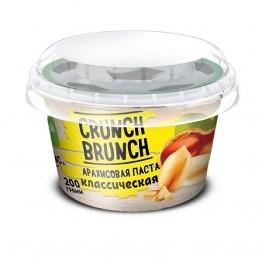 Crunch Brunch арахисовая паста (200 г) классическая