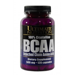 Ultimate Nutrition BCAA (120 капсул)