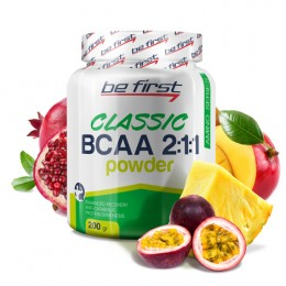BCAA 2:1:1 Classic Powder Be First (200 г)