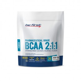 BCAA 2:1:1 Be First Powder (450 г)