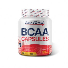 BCAA Be First БЦАА (350 капсул)