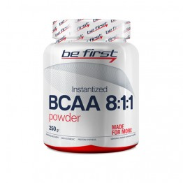 BCAA 8:1:1 Instantized powder Be First (250 г)