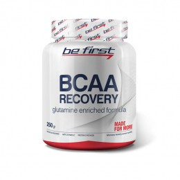 Аминокислоты BCAA Recovery Be First (250 г)
