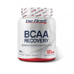 Аминокислоты BCAA Recovery Be First (250 г)