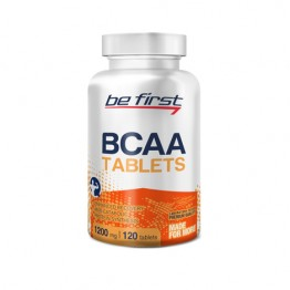 BCAA Be First (120 таблеток)
