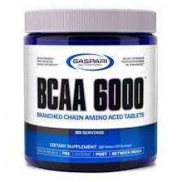 BCAA 6000 Gaspari Nutrition (180 таблеток)