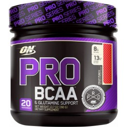 Optimum Nutrition Pro BCAA fruit punch, 390 г