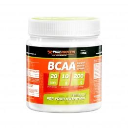 PureProtein, BCAA 2:1:1, 200 г (апельсин, лимон, лесные ягоды, яблоко)