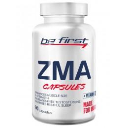 Бустер тестостерона Be First ZMA Vitamin D3 (90 капсул)