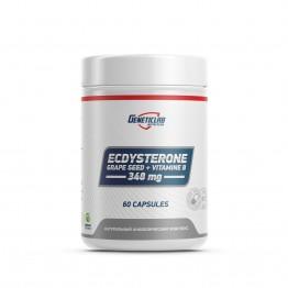 Для восстановления тестостерона Ecdysterone Geneticlab (60 капсул)