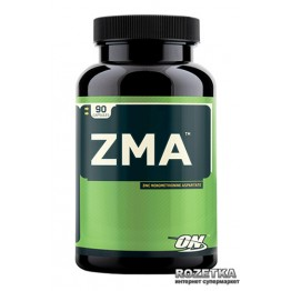 Бустер тестостерона Optimum Nutrition ZMA (180 капсул)