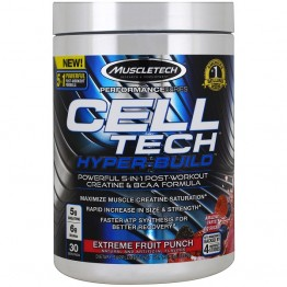 Muscletech Cell-Tech Hyper Build