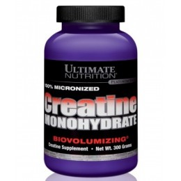 Креатин Ultimate Nutrition Creatine Monohydrate 300 г