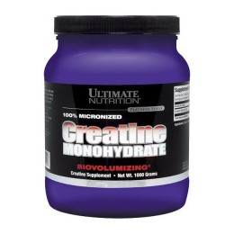 Креатин Ultimate Nutrition Micronized Creatine Monohydrate (1000 г)