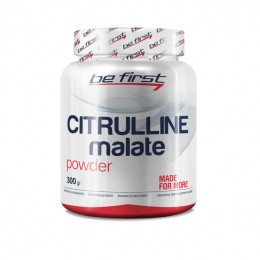 Цитрулин Be First Citrulline Malate Capsules (120 капсул)