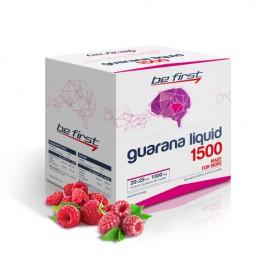 Гуарана Guarana Liquid 1500 Be First (20 питьевых ампул)