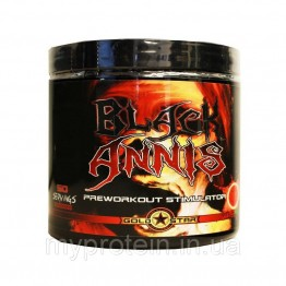 Энергетик Gold Star Black Annis (300 г)