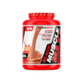 Гейнер высокобелковый Muscle Maxx BladeSport (2270 г)