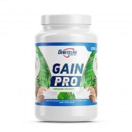 Гейнер Geneticlab GAIN PRO 2000 г (20 порций)