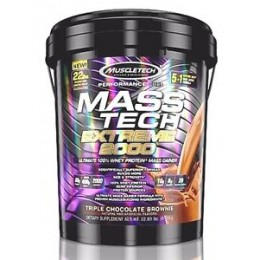 Гейнер MuscleTech - Mass Tech Extreme 2000 (10 кг)