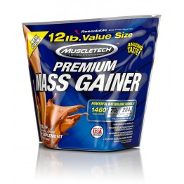 Гейнер MuscleTech PREMIUM MASS GAINER (5450 г)