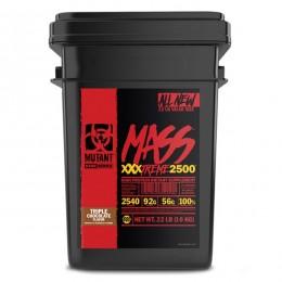 Гейнер Mutant Mass XXXTREME 2500 22lbs (10 кг)
