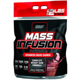 Гейнер Mass Infusion Nutrex Research (5450 г)