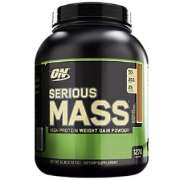 Гейнер Optimum Nutrition Serious Mass (2.722 кг)
