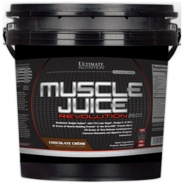 Гейнер Ultimate Nutrition Muscle Juice 2600 Revolution (5.04 кг)