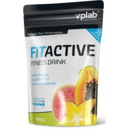 Изотоник VPLab Fit Active Fitness Drink (500 г)