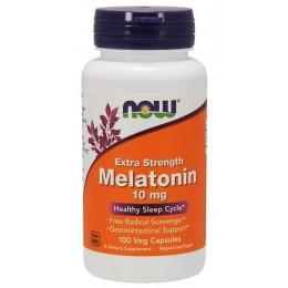 Now МЕЛАТОНИН 10 мг (100 капсул)