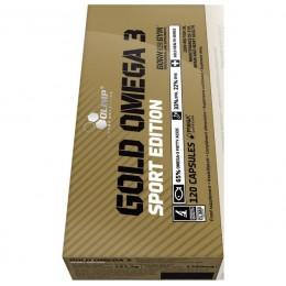 Рыбий жир Olimp Gold Omega 3 Sport (120 капсул)