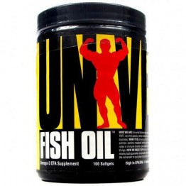 Омега-3 Universal Fish Oil 100 капсул