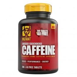 Mutant caffeine 240 tablets