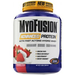 Многокомпонентный протеин Gaspari Nutrition Myofusion Elite (1.814 кг)