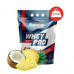 Сывороточный протеин GeneticLab WHEY PRO 1000 г (30 порций)