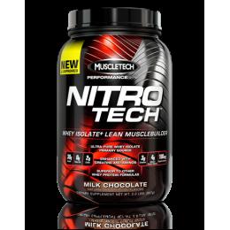 Изолят Muscletech Nitro Tech Performance (907 г)