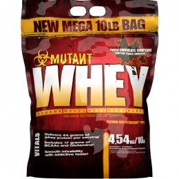 Протеин сывороточный Mutant Whey (4.54 кг)