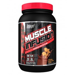 Многокомпонентный протеин Nutrex Muscle Infusion Black (0,9 кг)