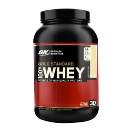Протеин сывороточный Optimum Nutrition 100% Whey Gold Standard (909 г)