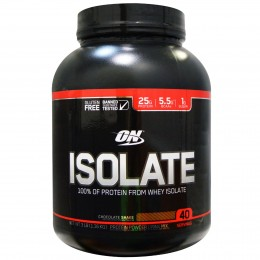 Протеин изолят Optimum Nutrition Isolate GF (1,36 кг)