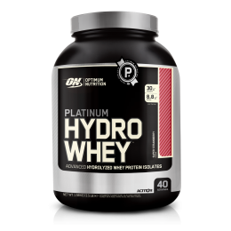 Гидролизат протеин Optimum Nutrition Platinum Hydro Whey (1,6 кг)