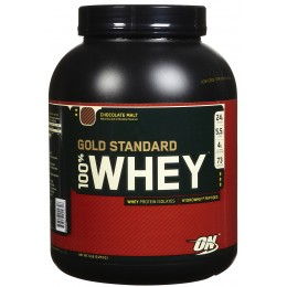 Протеин сывороточный Optimum Nutrition Whey Gold Standard 100% (2.3 кг)